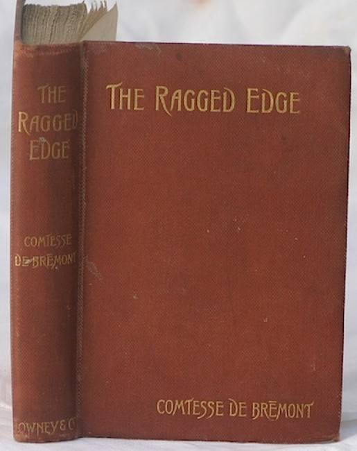 The Ragged Edge: Tales of the African Gold Fields (1895)