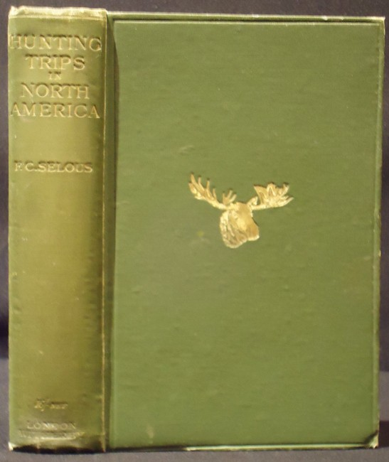 RECENT HUNTING TRIPS IN BRITISH NORTH AMERICA