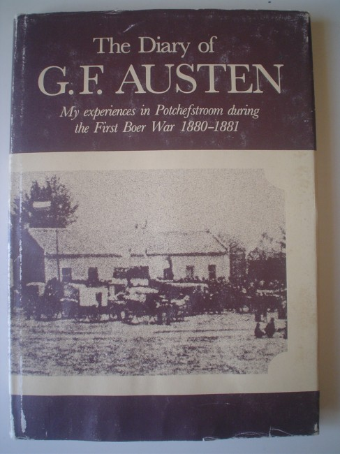 The Diary of G.F. Austen (Numbered & Limited)