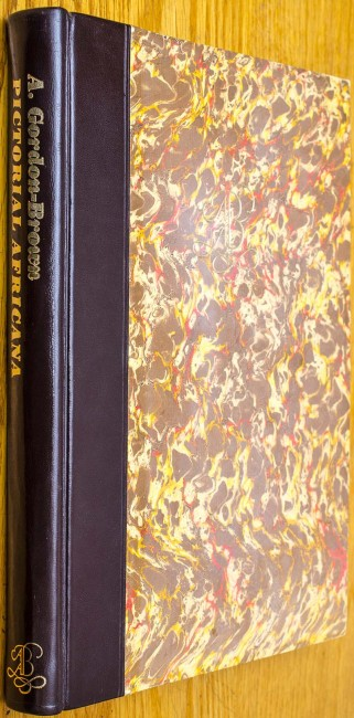 PICTORIAL AFRICANA, WITH A BIOGRAPHICAL DICTIONARY OF 1000 ARTIST