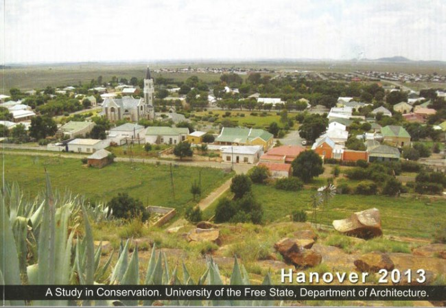 A Study in Conservation: Hanover 2013