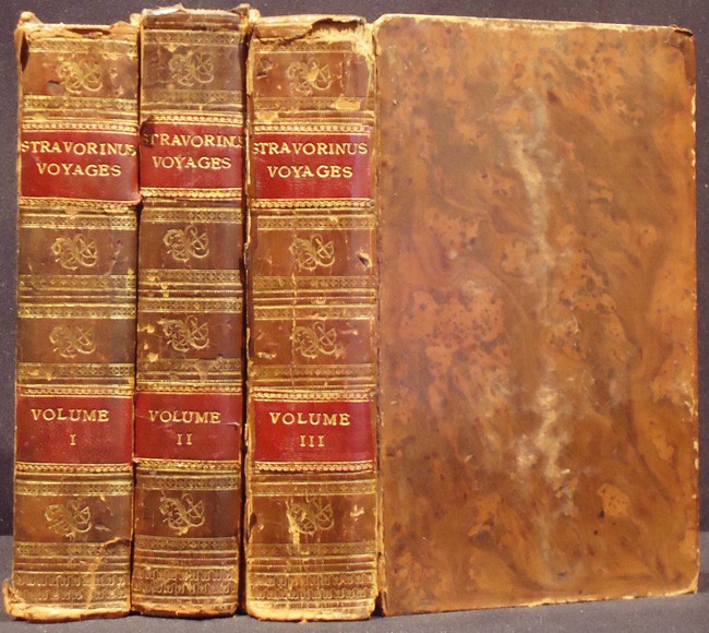 VOYAGES TO THE EAST-INDIES;