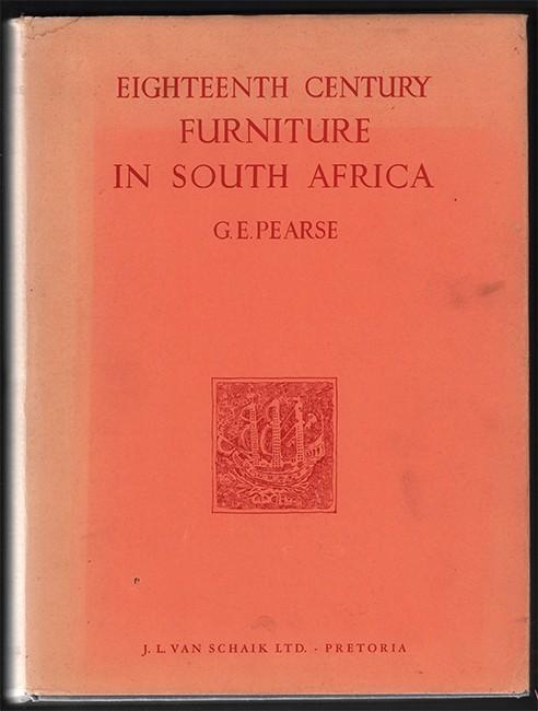 EIGHTEENTH CENTURY FURNITURE IN SOUTH AFRICA.