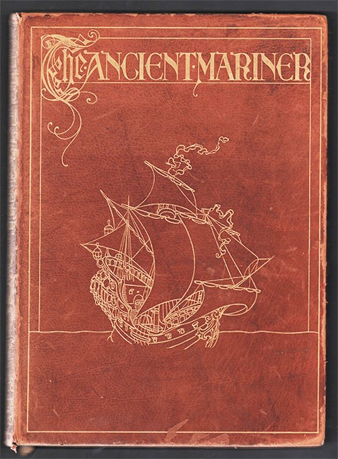 THE RIME OF THE ANCIENT MARINER in seven parts.