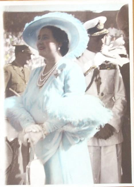 Lot: Royal Tour Photographs (1947)