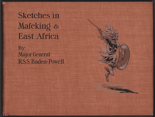 Sketches In Mafeking & East Africa - Auction #48