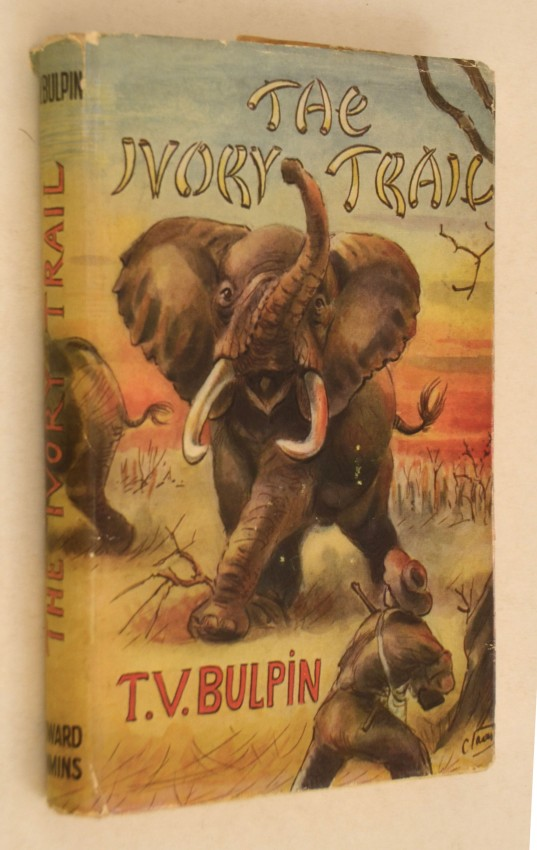 THE IVORY TRAIL - INSCRIBED COPY