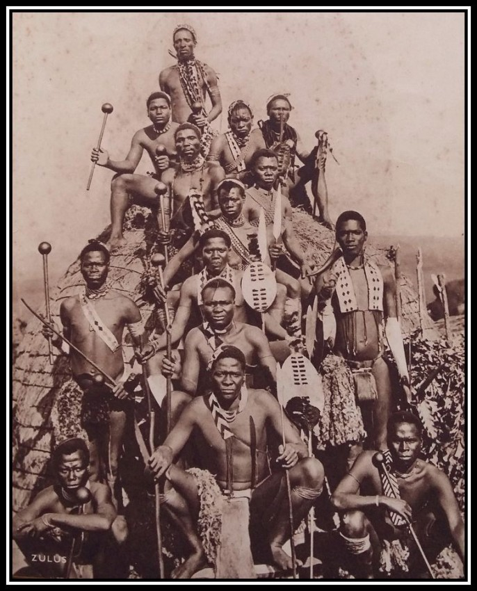 Photo album with 22 photographs dedicated to South Africa and Rhodesia
