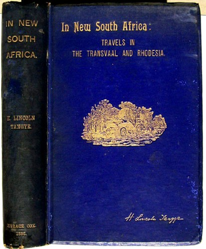 In New South Africa: Travels in the Transvaal and Rhodesia (PLUS original photographs)