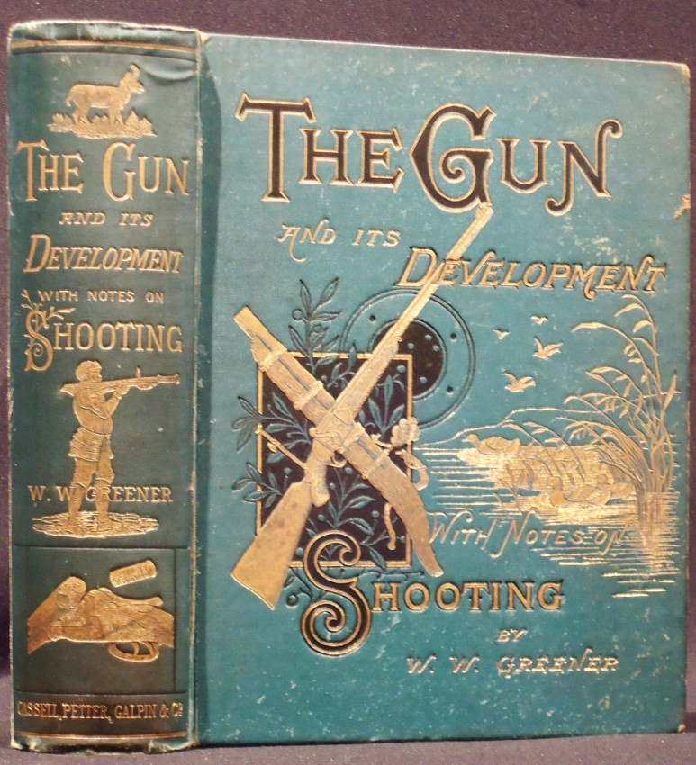 THE GUN AND ITS DEVELOPMENT (Presentation Copy)