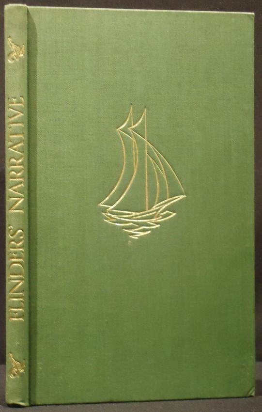 MATTHEW FLINDERS' NARRATIVE OF HIS VOYAGE IN THE SCHOONER FRANCIS: 1798 (The Golden Cockerel Press)