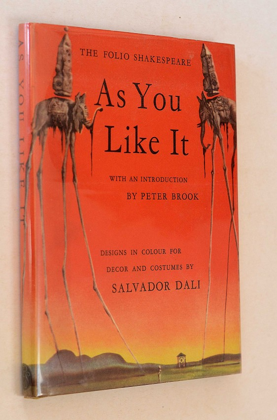 AS YOU LIKE IT - ILLUSTRATED BY SALVADOR DALI
