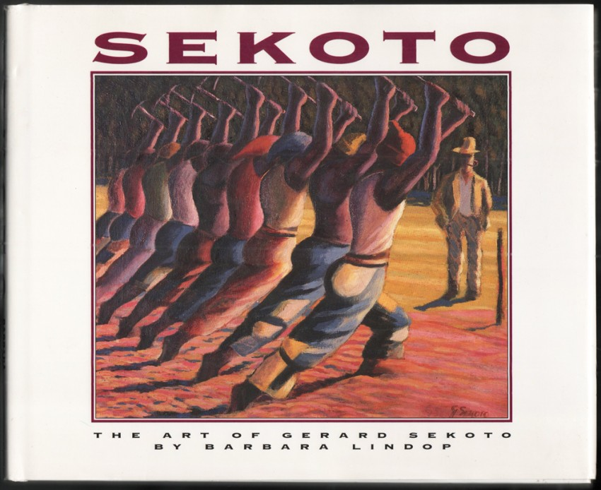 GERARD SEKOTO (Three titles)