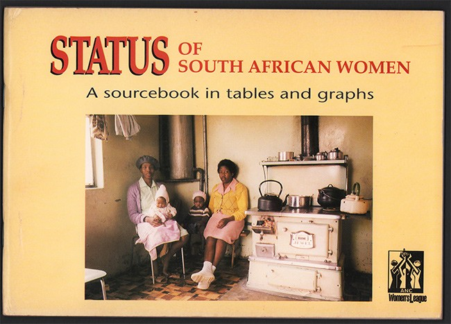 STATUS OF SOUTH AFRICAN WOMEN: