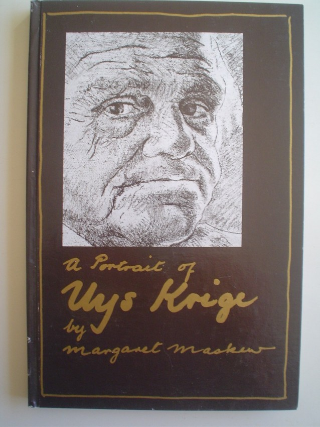 A Portrait of Uys Krige