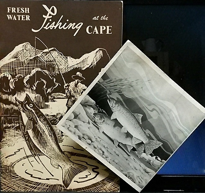 FRESH WATER FISHING AT THE CAPE (Includes a John Beams inscribed Christmas card)