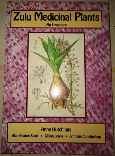 Zulu Medicinal Plants - An Inventory