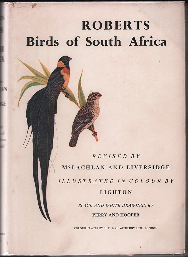 Roberts Birds Of South Africa (subscribers' Edition Signed