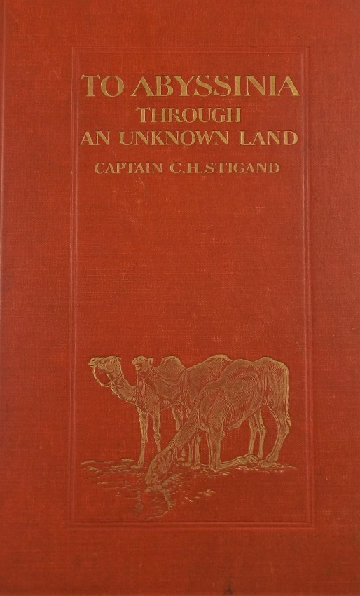 TO ABYSSINIA THROUGH AN UNKNOWN LAND