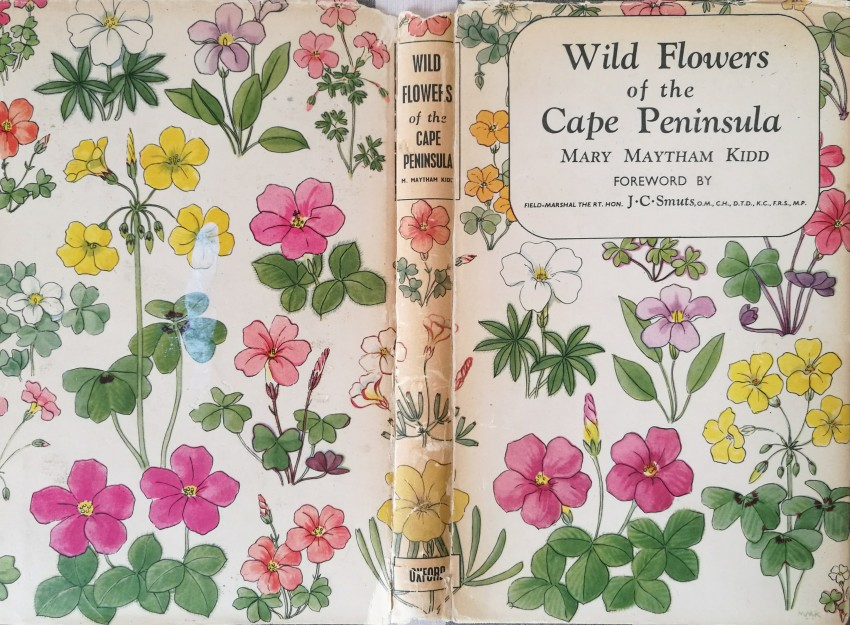 Wild Flowers of the Cape Peninsular (signed) (1950)