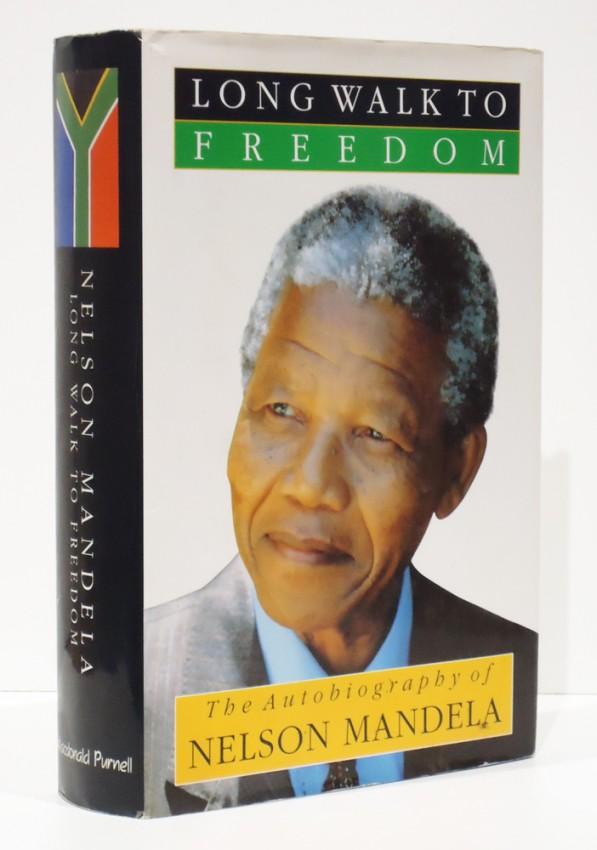 LONG WALK TO FREEDOM (Signed by Nelson Mandela)
