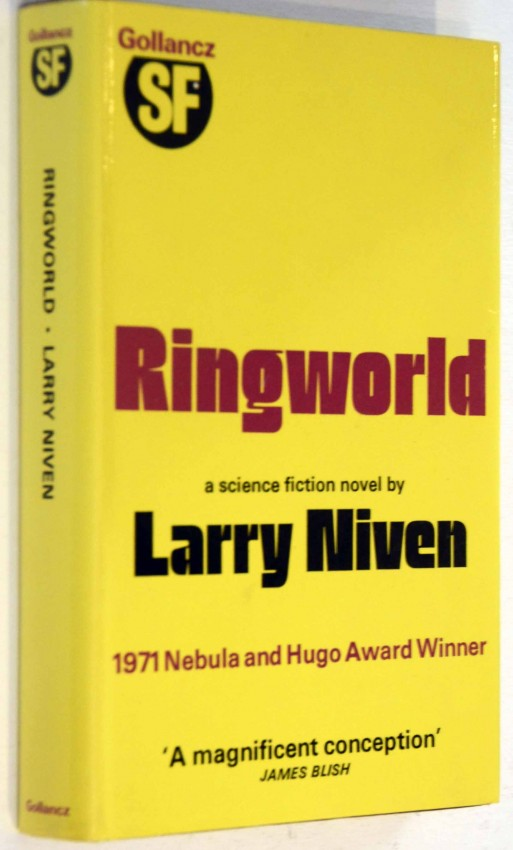 RINGWORLD - SUPERB COPY
