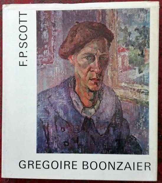 Gregoire Boonzaier (plus exhibition catalogue)