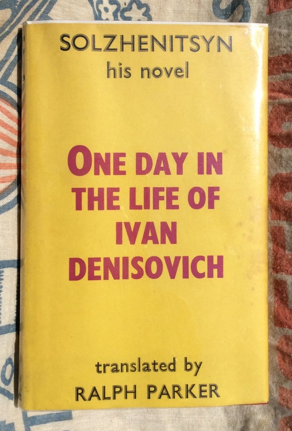 one day in the life of ivan denisovich themes