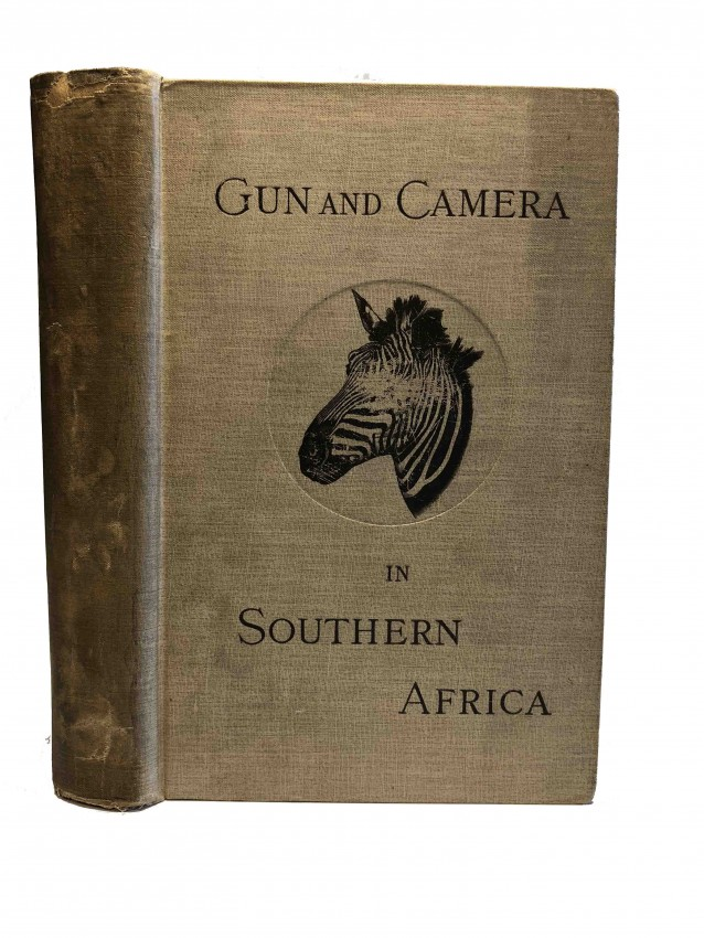 Gun and Camera In Southern Africa