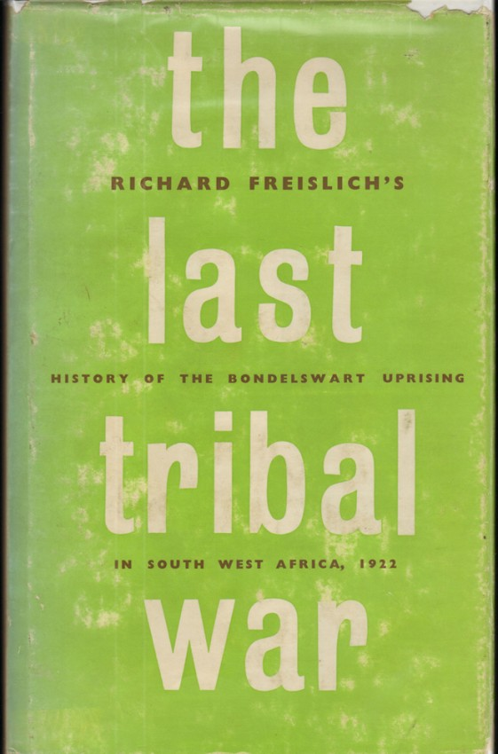 THE LAST TRIBAL WAR