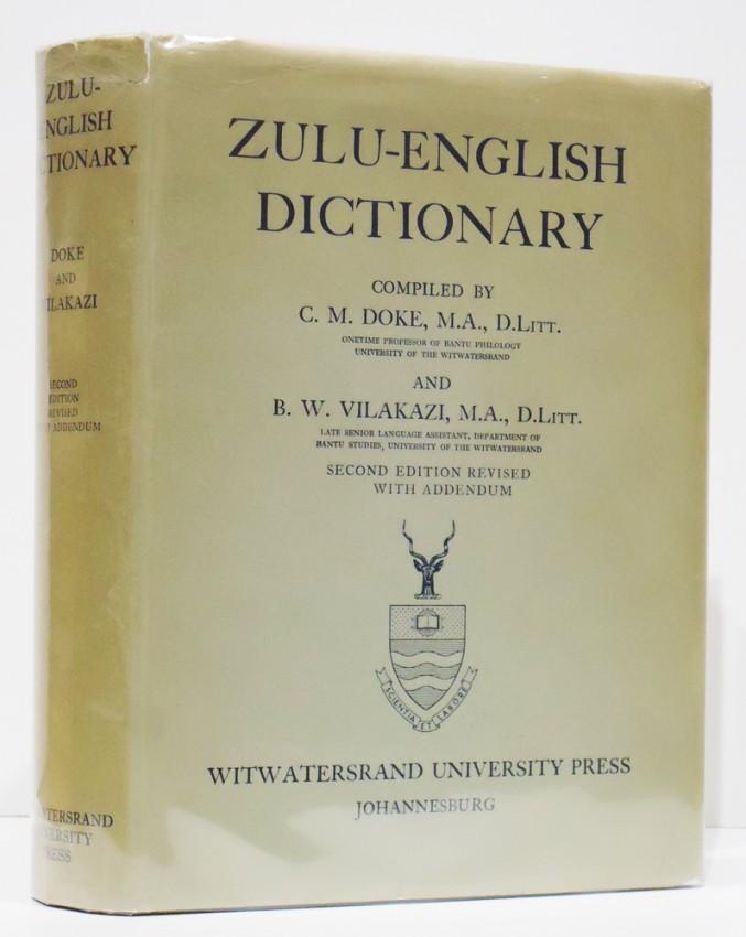 ZULU-ENGLISH GRAMMAR