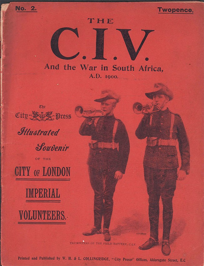 THE C.I.V. AND THE WAR IN SOUTH AFRICA