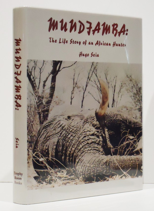 MUNDJAMBA (Limited edition signed by the author)