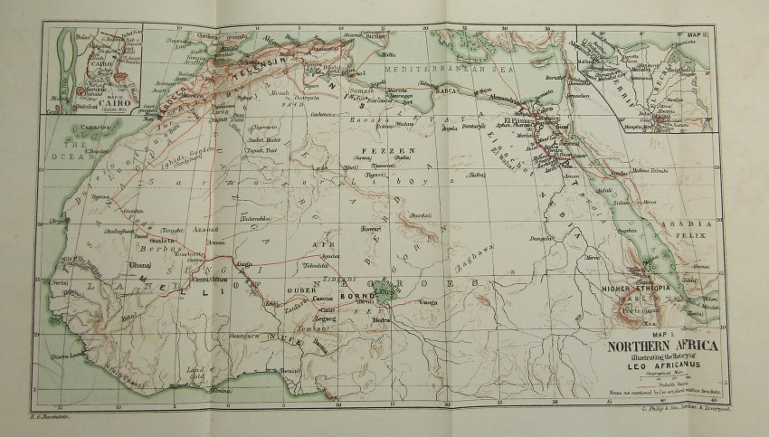 The History and Description of Africa and of the Notable Things Therein Contained,