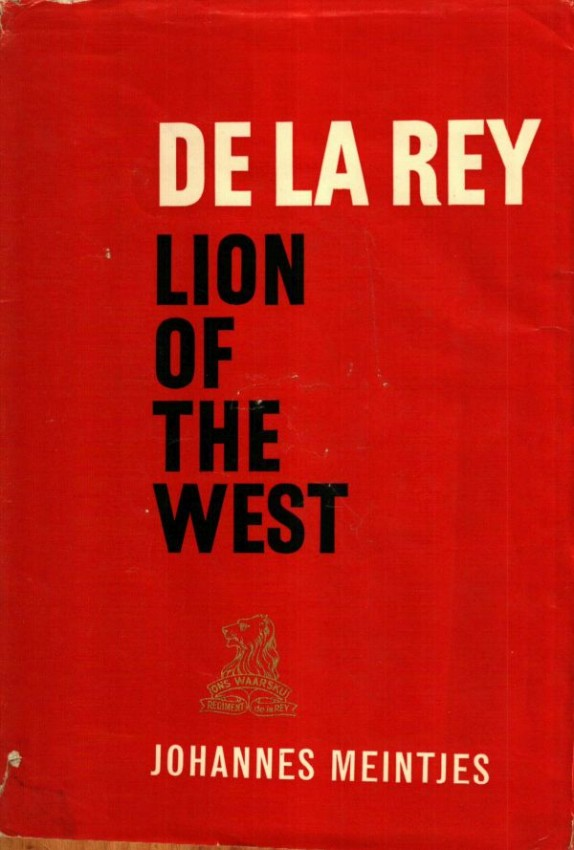 LION OF THE WEST