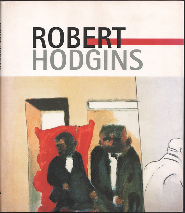 ROBERT HODGINS (Signed by the artist)
