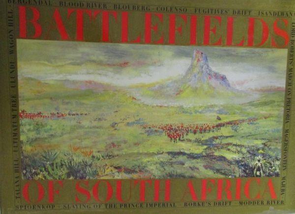 BATTLEFIELDS OF SOUTH AFRICA