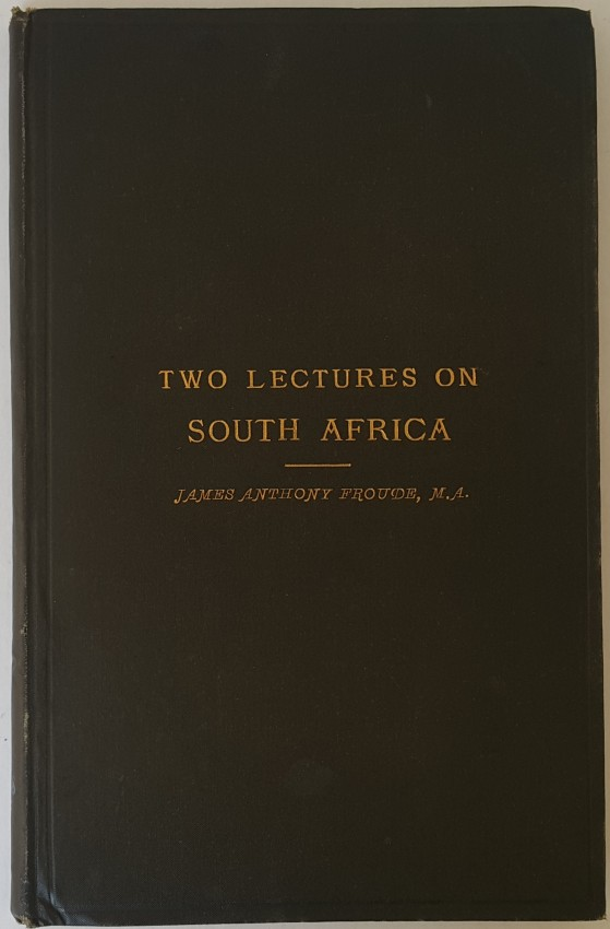 Two Lectures on South Africa.