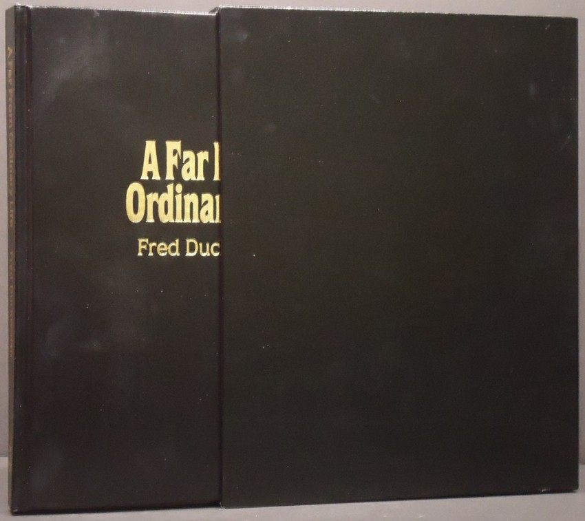 A FAR FROM ORDINARY LIFE (Limited edition signed by the author and the artist)