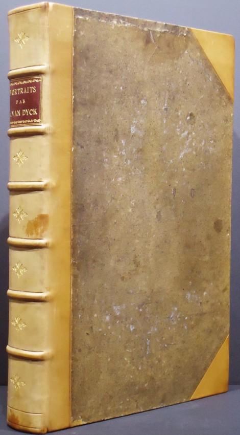ICONOGRAPHIE OU VIES DES HOMMES ILLUSTRES DU XVII SIECLE ÉCRITES PAR M. V**.