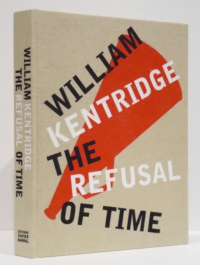 THE REFUSAL OF TIME. (Signed by the artist)