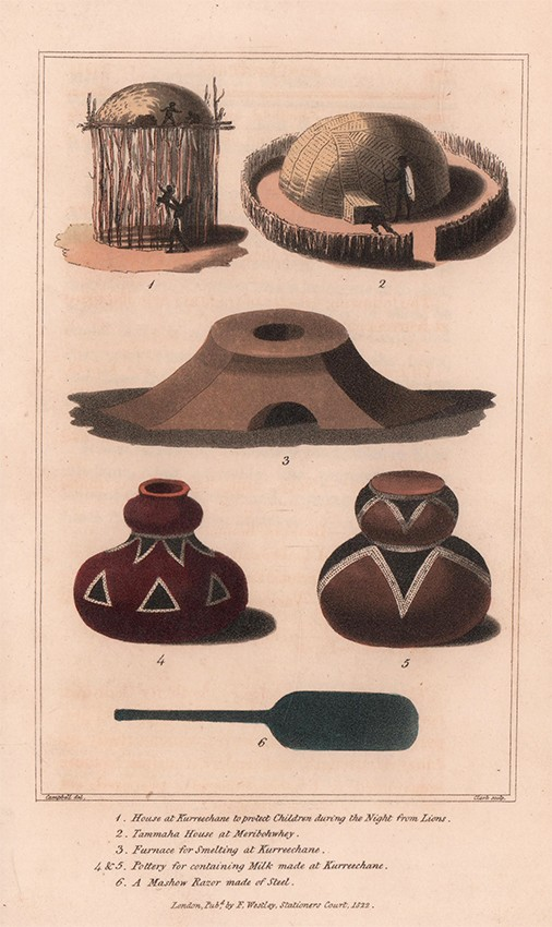 Travels In South Africa - Auction #71 | AntiquarianAuctions com