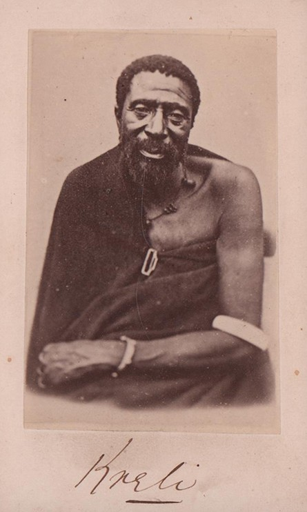 PORTRAITS OF AFRICAN CHIEFS AND OTHER INDIGENOUS PEOPLE