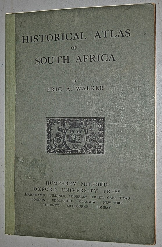 Historical Atlas of South Africa.