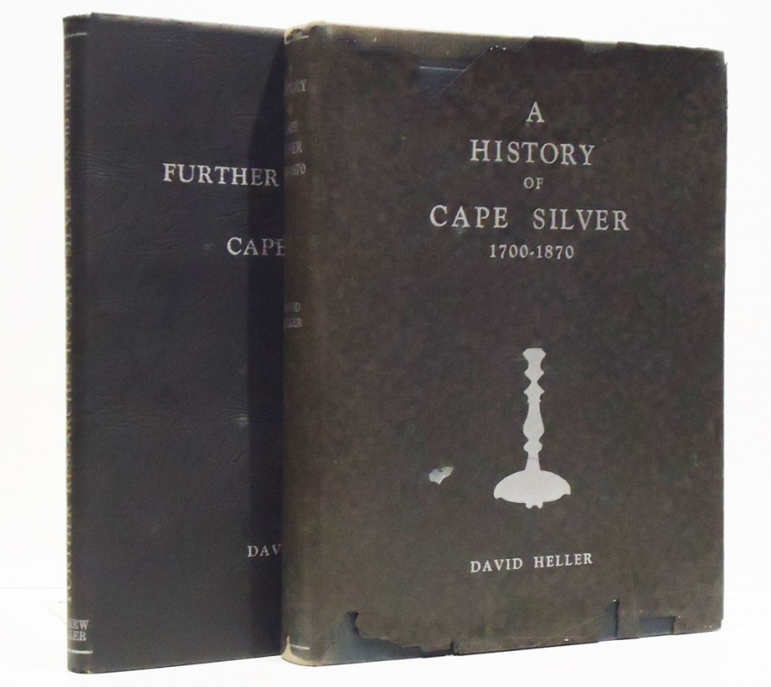 A HISTORY OF CAPE SILVER 1700-1870, and, FURTHER RESEARCHES IN CAPE SILVER
