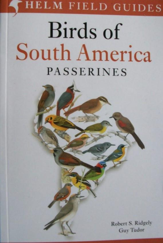 Birds of South America- Passerines
