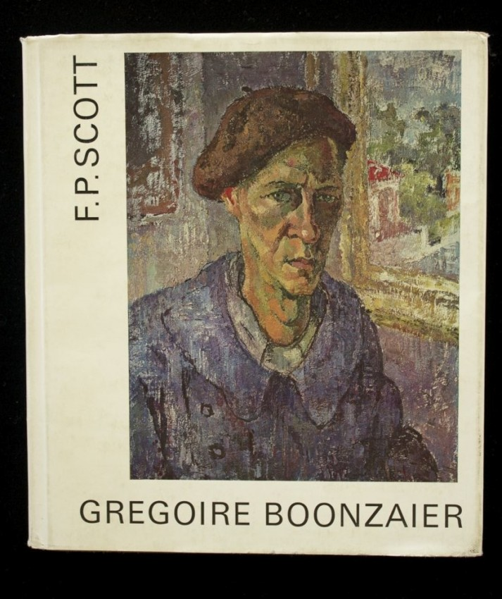 Gregoire Boonzaier - (copy signed by the artist)