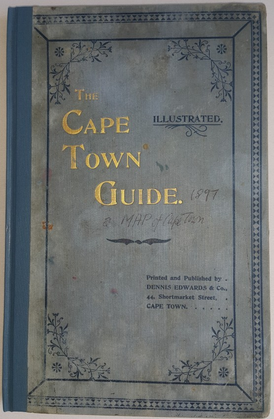 The Cape Town Guide.