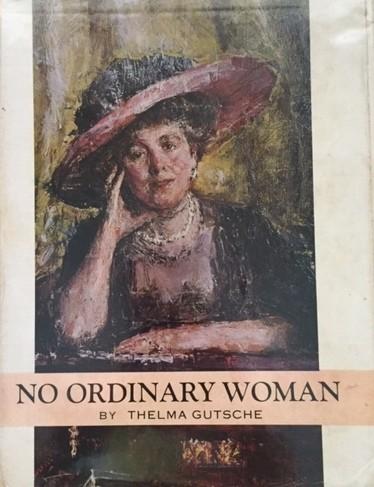 NO ORDINARY WOMAN: