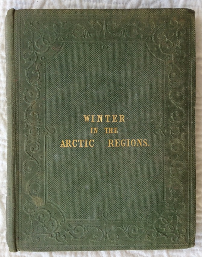 Winter in the Arctic Regions.